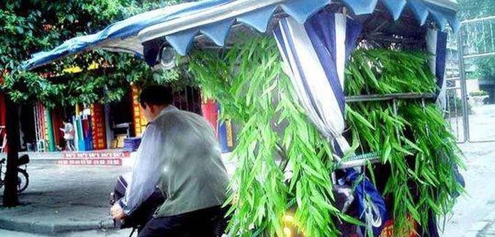 蓉城记忆:那些年 我们坐过的三轮车