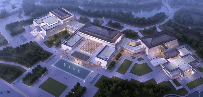 宜宾新建文化馆博物馆设计首次曝光