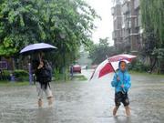 四川暴雨蓝色预警解除 但今晚降雨又会增强