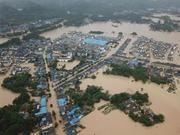 灾情 本轮强降雨致四川近83万人受灾