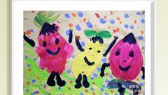 遇见最美的风景 一米爱心艺术公益沙龙汇集100幅童趣画作