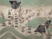 敦煌壁画里的健身印记,中国人的运动血脉延续了千年