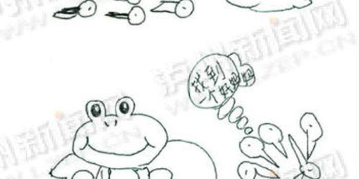 泸州7岁小学生v漫画漫画找三国妈妈吐槽蝌蚪催妈妈笑版倾漫画图片