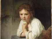 苏格兰国家美术馆:看伦勃朗和他的英国追随者