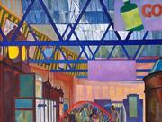 近50场展览的爱丁堡艺术节:边缘的沉闷,糟糕的关系