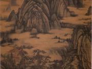 """七月,到台北故宫避暑""""仙山楼阁"""",访董源《洞天山堂》"""