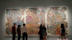"""威尼斯国际艺术双年展""""不息""""中国馆落地北京"""