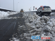 雅西高速拖乌山段恢复通行 交警:近期晚上别走了