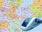 """137万莱芜人民的""""高铁梦""""逐步走向现实"""