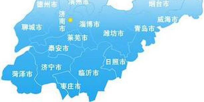 山东省地图高清版大图电子版_山东黄岛地图高清版