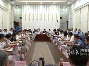 接受问政后 省科技厅连夜召开整改工作部署会议