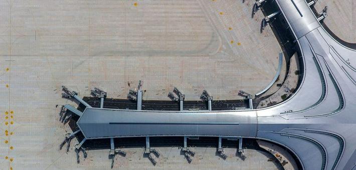 来看将正式启用的青岛胶东国际机场
