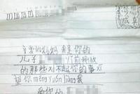 济南8岁娃玩手游两天花掉母亲俩月工资 又写道歉信