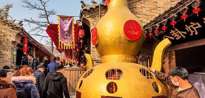 青岛这个庙会绝活扎堆 嗨到正月十六