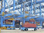 全国港航界首次 青岛港自动化码头获多项全国大奖