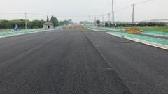 首条省界断头路迎新进展9月通车 青浦往来昆山更方便