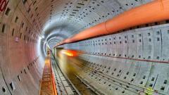 轨交18号线建设迎新进展:途径3个区 设26座车站