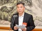 朱志远代表谈论电子垃圾问题