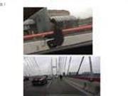 上海查获非机动车上高架52起