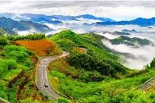 上海周边7条盘山公路