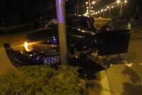 男子拿摩托车准驾证租汽车 醉酒驾驶肇事被刑拘