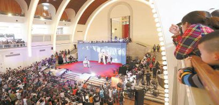 第十二届中国艺术节今开幕