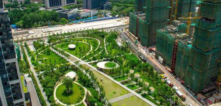 上海长滩又有新进展