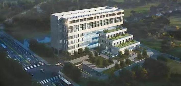 嘉定又一所医院开建