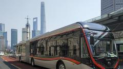 上海规划三条新中运量公交线 完善一体化公共交通体系