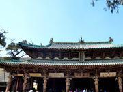千年古建 晋祠圣母殿