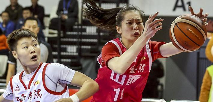 WCBA:山西竹叶青惜败新疆体彩