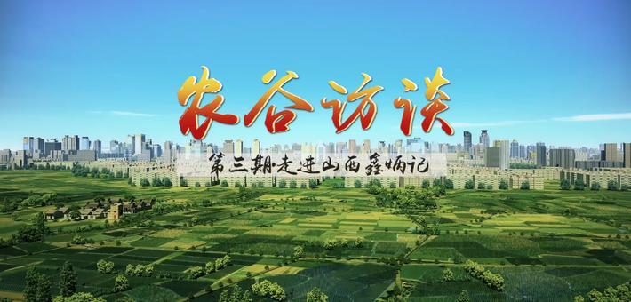 农谷访谈第三期:百年太谷饼 文旅新传承