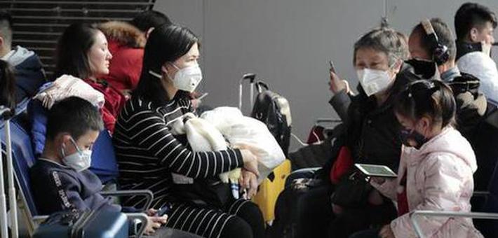 武汉、深圳地区机场将测乘客体温