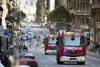 巴塞罗那恐袭造成13死 一香港游客受轻伤