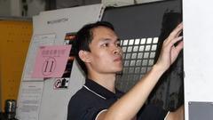 加工中心操作工职业技能竞赛:编得了程序 用得了刀具