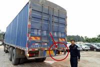 偷排泥浆还玩躲猫猫 深圳交警查获两辆改装偷排货车