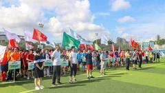 """2018""""联建杯""""深圳市社会组织足球联赛正式开幕"""
