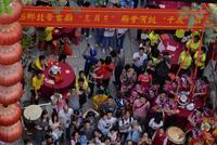 500年古庙,千人大盆菜宴…深圳规模最大的庙会要来了!