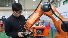 机器人自动化技术及应用大赛决赛:生产业的新力量