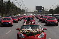 """什么车最容易经常被""""抓""""去当婚车?如果是您,会选哪一辆?"""