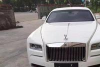 老板花230万买辆劳斯莱斯魅影, 朋友们看到车厢后直羡慕