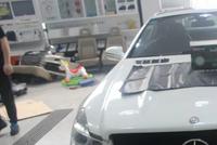 奔驰SL350升级阿帕雷霆PRO,亮眼清晰,无惧黑夜