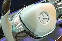 迈巴赫S560现洗车店,内饰不输劳斯莱斯,但轮毂却被网友吐槽!