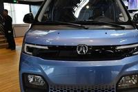 五菱荣光地位撼动,北汽推出商用版的EV微面,续航能力更超长