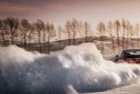 """冰上""""华尔兹""""Porsche Snow Force"""