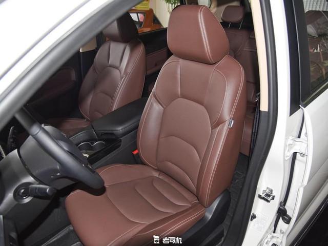 宝骏560终于有了自动挡,而且还是7座,性价比超高!