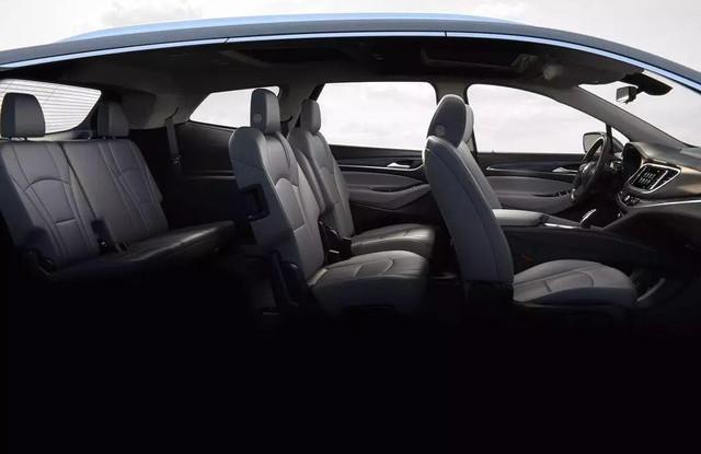 好大!霸气!这台全新SUV如果国产,途昂第一个紧张