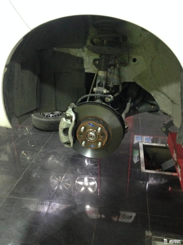 飞度GK5用车改装体会,花小钱一样享受玩车乐趣!