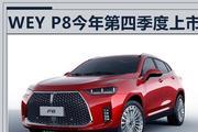 WEY P8插电SUV第四