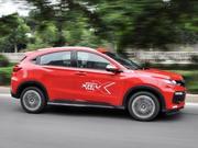 本田XR-v动力合格,油耗
